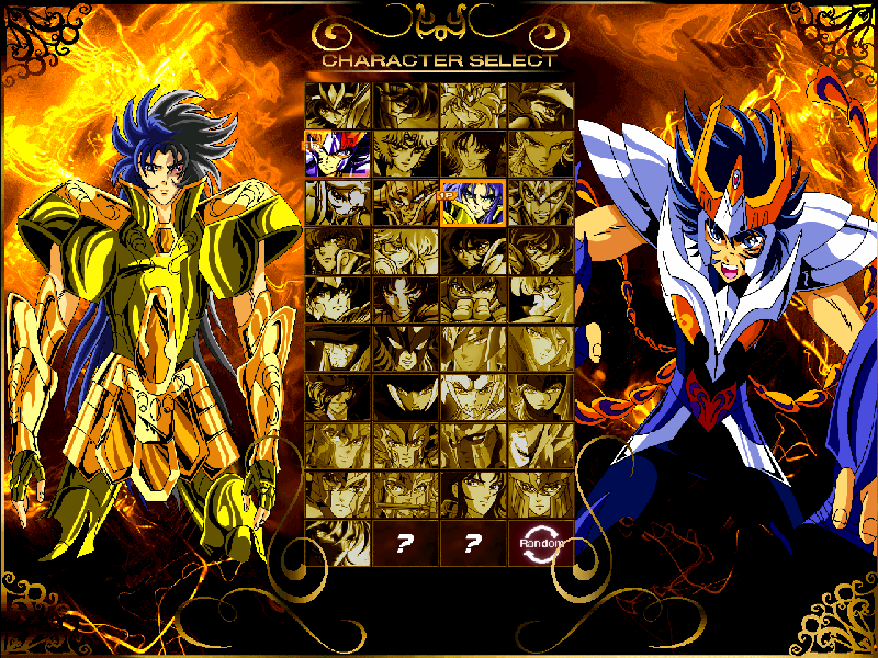 mugen saint seiya ultimate cosmo hd