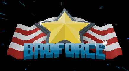 Broforce! 8Bits (Pixel Art Game) Update Fevrier 2014