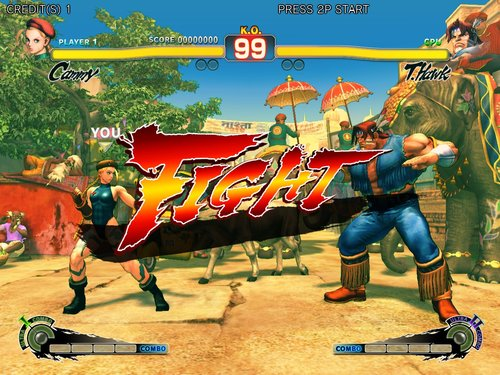 Arcade PC] Ultra street fighter 4 arcade (Taito Type X3) - Page 2